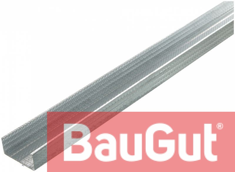 Профіль BauGut ARMOSTEEL CD 60/3 м
