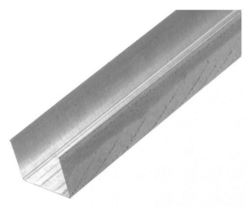 Профиль BauGut UW 50/3 м 0,5 мм