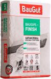 Шпаклевка BauGut Baugips-FINISH 5 кг